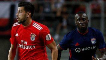 Benfica  2 - 3  Lyon