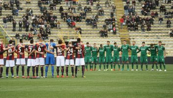 Bologna  1 - 2  Fiorentina