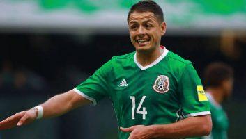 Mexico 1 - 1 USA