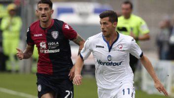 Cagliari  1 - 0  Atalanta