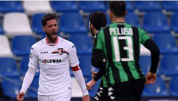 Sassuolo 4 - 1 Palermo
