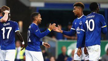 Everton 4 - 0 Yeovil