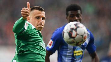 Werder Bremen  3 - 1  Hertha Berlin