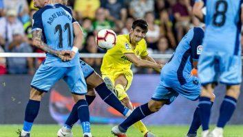 Villarreal  0 - 1  Girona
