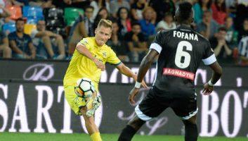 Udinese 1 - 2 ChievoVerona