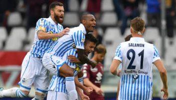 Torino  2 - 1  SPAL