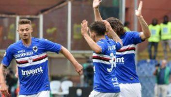 Sampdoria 1 - 1 ChievoVerona