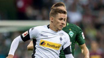 Werder Bremen  0 - 2  Borussia M'gladbach