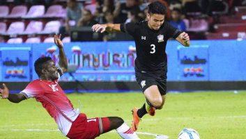 Thailand  1 - 0  Kenya
