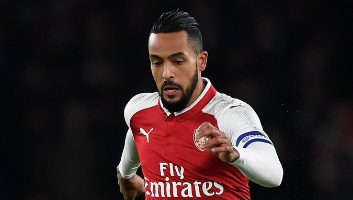 Arsenal  1 - 0  West Ham United