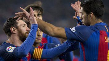 Barcelona 2 - 1 Leganes