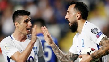 Cyprus  1 - 2  Greece