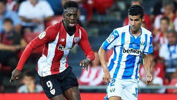 Athletic Bilbao  2 - 1  Leganes