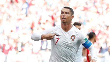 Portugal  1 - 0  Morocco