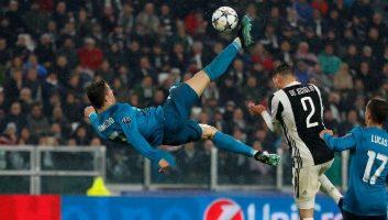 Juventus  0 - 3  Real Madrid