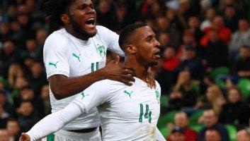 Russia 0 - 2 Ivory Coast