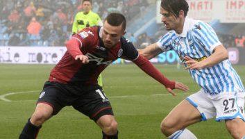 SPAL  1 - 0  Bologna