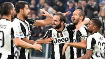Juventus 4 - 1 Sampdoria