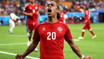 VIDEO Peru 0 - 1 Denmark