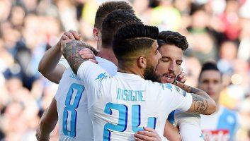 SSC Napoli 3 - 0 Crotone