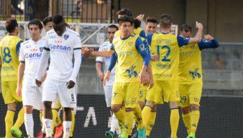 ChievoVerona 4 - 0 Empoli
