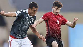 Turkey U17 1 – 3 Paraguay U17