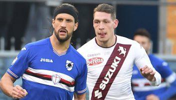 Sampdoria 2 - 0 Torino