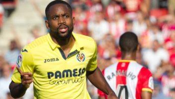 Girona  1 - 2  Villarreal