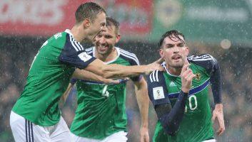 N.Ireland 4 – 0 Azerbaijan