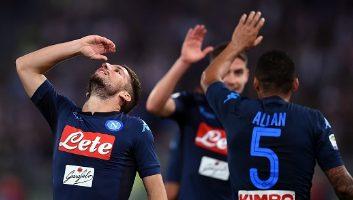 Lazio 1 – 4 SSC Napoli