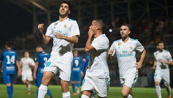 Fuenlabrada  0 - 2  Real Madrid