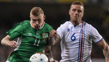 Ireland 0 - 1 Iceland