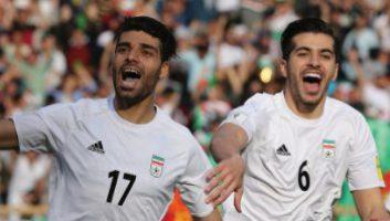 Iran 1 - 0 China
