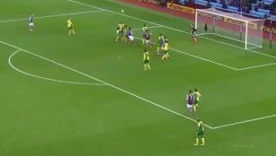 Aston Villa 2 - 0 Norwich City