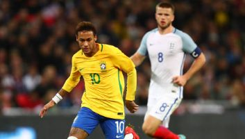 England  0 - 0  Brazil