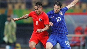 Chile 1 - 1 Croatia [PEN: 4-1]