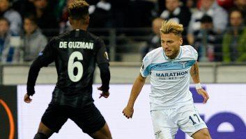 Eintracht Frankfurt  4 - 1  Lazio