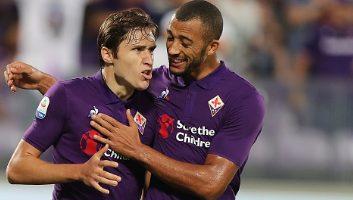 Fiorentina  3 - 0  SPAL