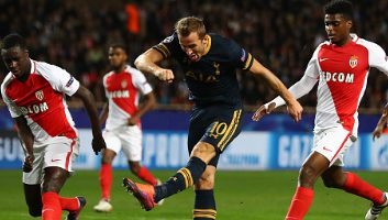 Monaco 2 - 1 Tottenham Hotspur