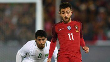 Portugal  3 - 0  Saudi Arabia