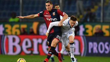 Genoa  1 - 2  Atalanta