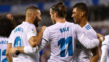 Deportivo La Coruna 0 - 3 Real Madrid