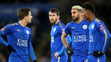 Leicester City  2 - 0  Fleetwood Town