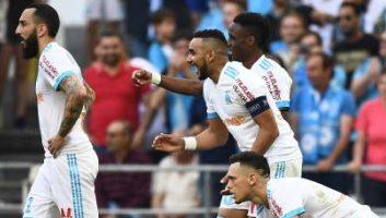 Marseille  5 - 1  Lille