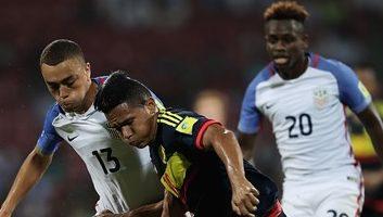 USA U17 1 – 3 Colombia U17