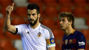 Valencia 1 - 1 Barcelona