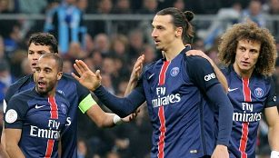 Marseille 1 - 2 Paris Saint-Germain