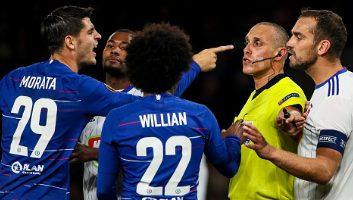 Chelsea  1 - 0  Vidi FC