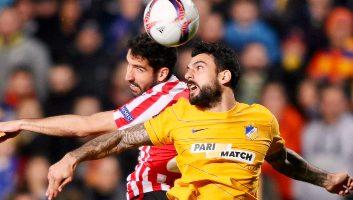 APOEL Nicosia 2 - 0 Athletic Bilbao