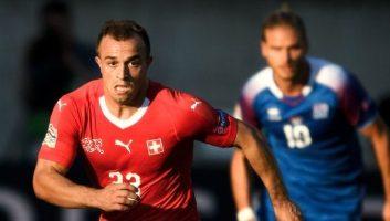 Switzerland  6 - 0  Iceland
